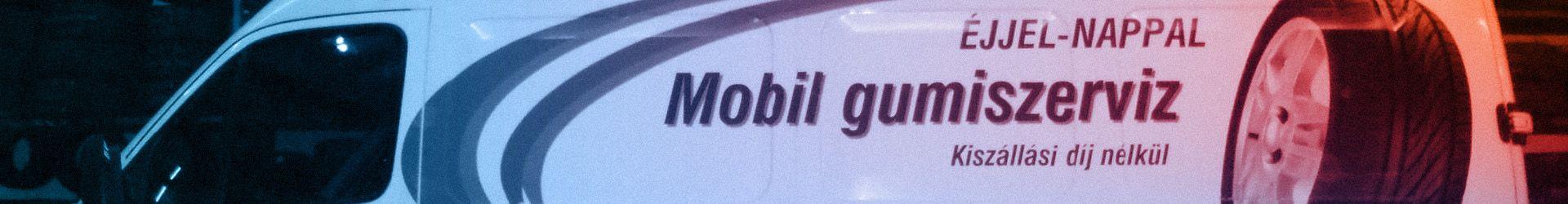 Nonstop mobil gumiszerviz